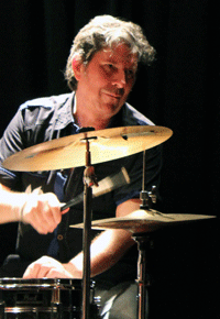 Philippe Leroux, Batterie & percussions